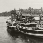 Lady Denman at Figtree wharf