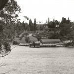 Una at Villa Maria Wharf, circa 1915