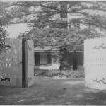 Passy Avenue gate