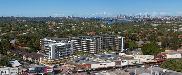 Coles proposal Gladesville
