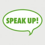 speak up 3