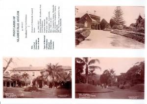 Gladesville Asylum postcards, Broadhurst publishers