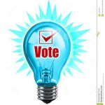 vote light