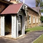 priory door