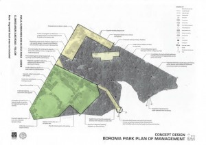 boronia park open space